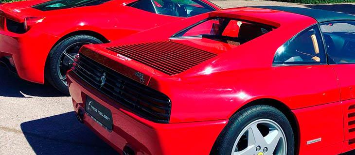slideshow item Din Ferrari specialist