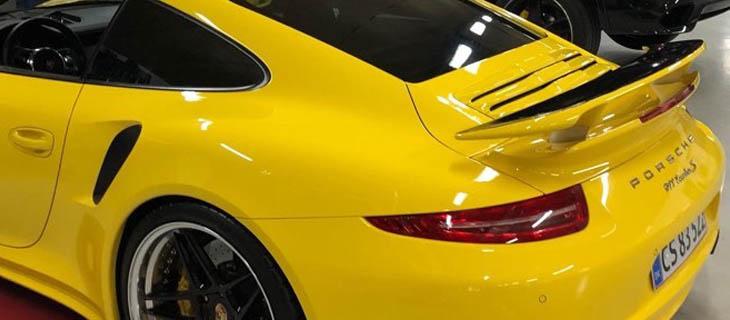 slideshow item Din Porsche specialist
